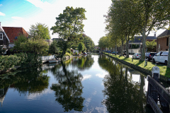 Scene From Edam Holland