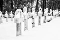 Crosses In The Snow