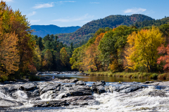 Fall Colors On The Ausable River