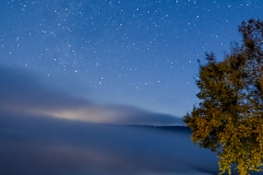 Night Sky, Inlet NY
