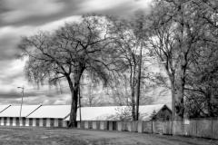 Fairground Horse Stalls