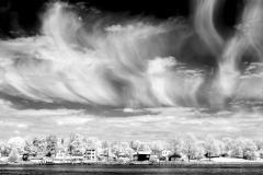 Chesapeake Bay Clouds