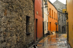 Back Alley In Galway