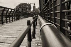 Peebles Island Bridge