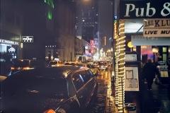 Rainy Night in Midtown