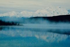 Daybreak In Alaska