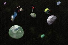 Space Boarders