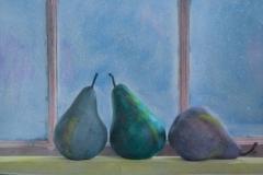 Pear Trio Done Old School