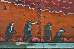Graffiti With Camera