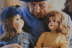 Marianne With Dolls