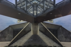 Student Center Stairs