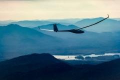 Gliding Over The Adirondacks