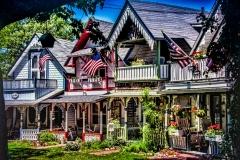 Oaks Bluff Cottages