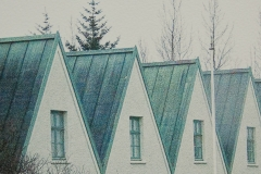 The Toblerone Houses