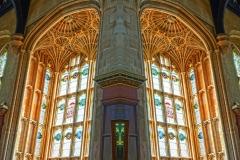 London Church Window