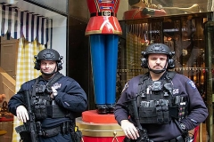 Trump Towers Toy Soldiers