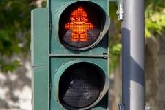 German Traffic Gnome