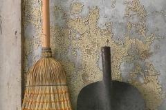 Broom And Shovel