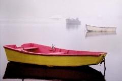 Pepto Bismol Boat