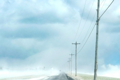 Whiteout Ahead
