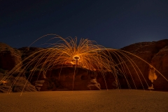 Antelope Canyon Flare
