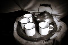 Tea In a Tent