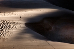 Sand Dunes Walk