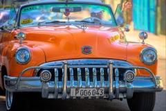 Orange Buick