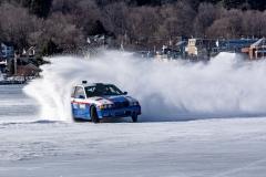 Car 137 On Ice