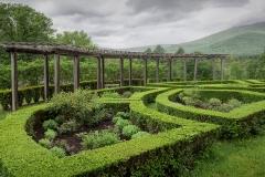 Hoyt Formal Garden