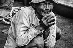 Vietnamese Fisherman In Navy Custody