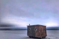 Mayfield Ice Shanty
