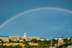 Ranbow Over Budapest