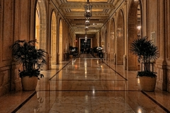 Palace Hotel Perspective