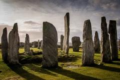 Stone Circle Isle Of Lewis