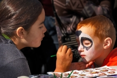 Art Of Face Painting