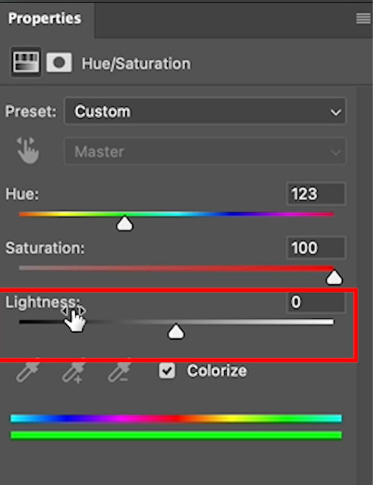 how to get batter colors in photoshop