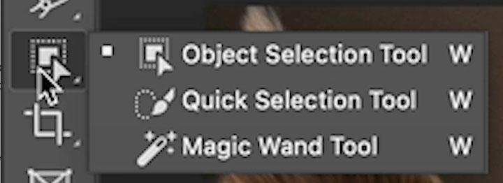 magic tools in photoshop